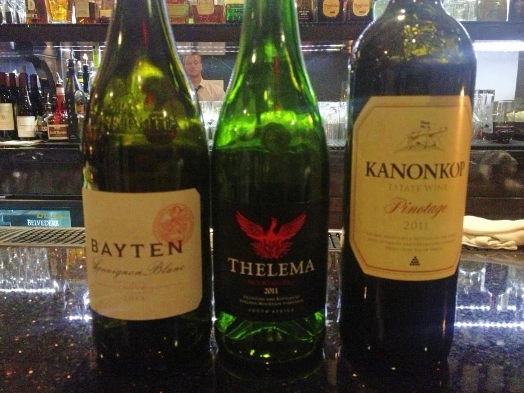 Favorite SA Wines